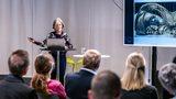 Christina von Braun at the SHSS-Conference